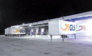 Jetzt 70 Prozent mehr Umschlagkapazität in Kalsdorf bei Graz