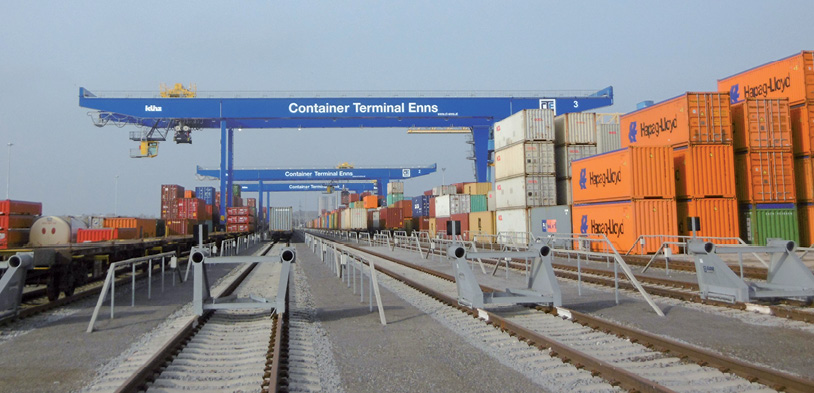 "Immer mehr ""grüne Logistik""  bei Salvagnini Maschinenbau"