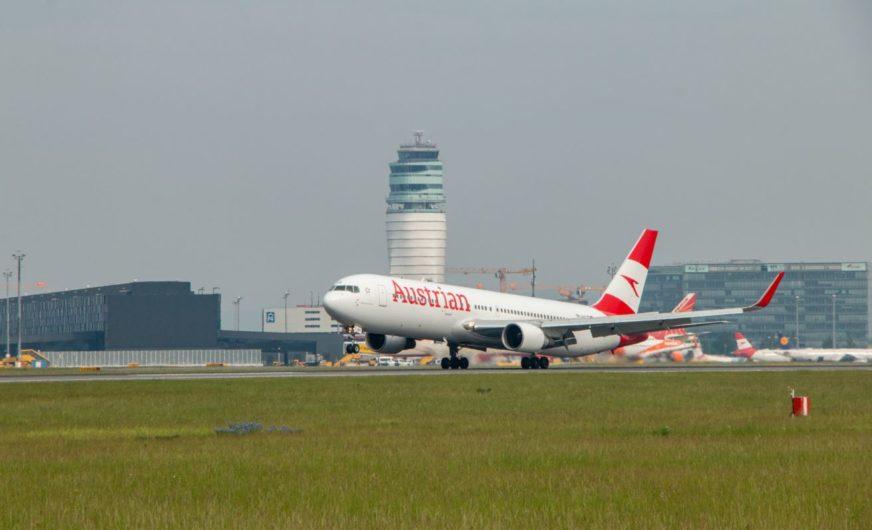 Austrian-Flüge nach China  bis 24. April ausgesetzt