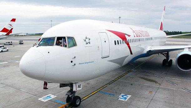 Austrian Airlines reduziert Flugprogramm in die USA
