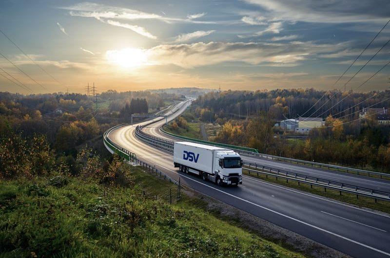 DSV Road: Lkw-Service von Zentraleuropa nach China