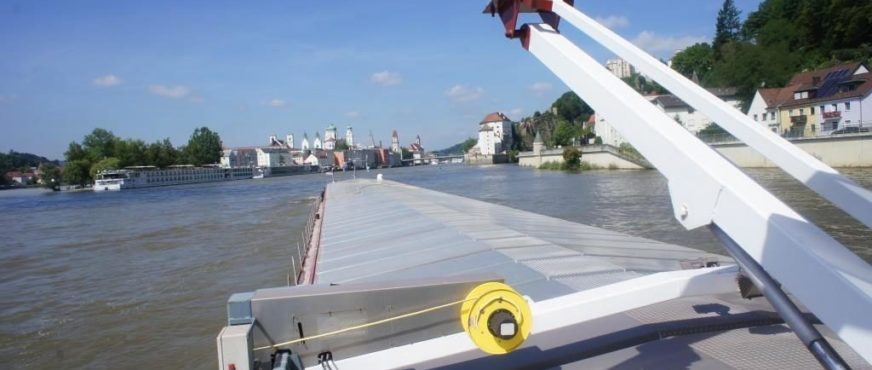 Plus 18,2 Prozent Güterverkehr auf der österreichischen Donau
