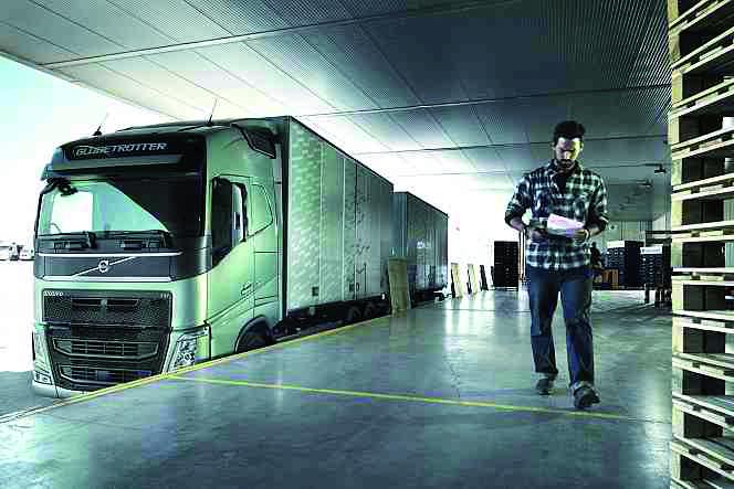 Österreichs Logistikern gehen die Lkw-Fahrer aus