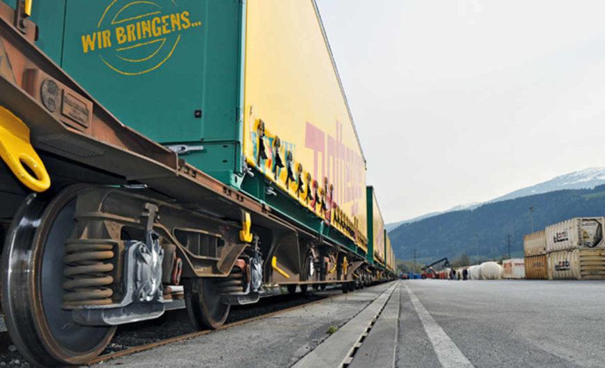 Nothegger Intermodal: Erweitertes Angebot im Italien-Verkehr