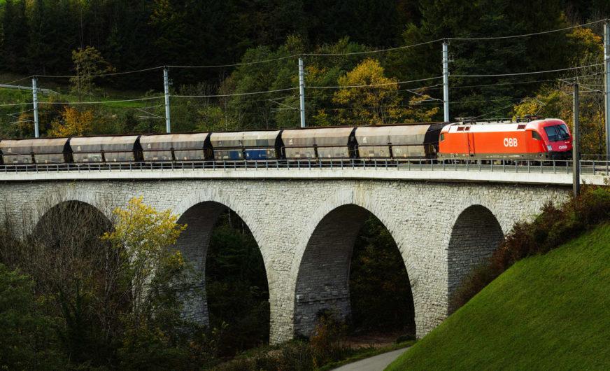 ÖBB Rail Cargo Group kann Transportkapazität auf der Schiene erhöhen