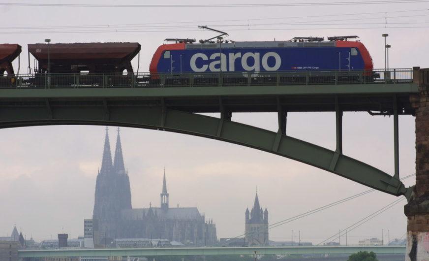 SBB Cargo hat im Jahr 2019 Mengen verloren und Fortschritte gemacht
