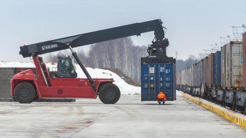 UTLC ERA: Starker Anstieg der Bahntransporte zwischen China und Europa