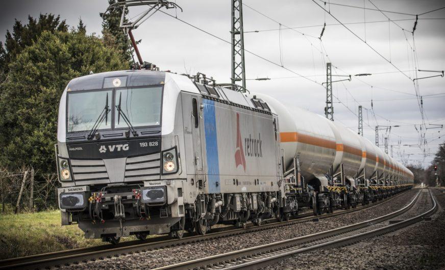 """VTG: """"Schienengüterverkehr sichert reibungslose Versorgungsketten"""""""