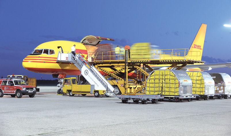 """""""Wir haben Kapazitäten und gut funktionierende Transportlösungen"""" von und nach China"""""""