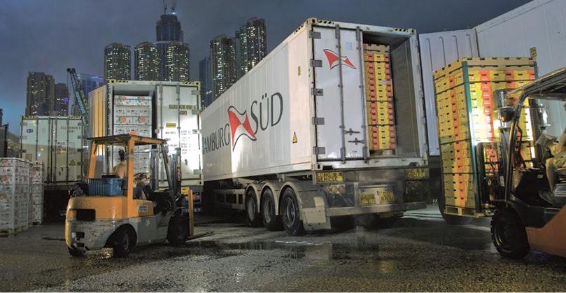 Containerlogistik: Schlecht zahlende  Industrien werden Probleme bekommen