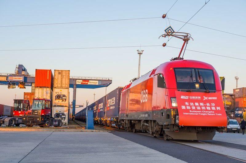 ÖBB Rail Cargo Group: Aufschwung im China-Verkehr