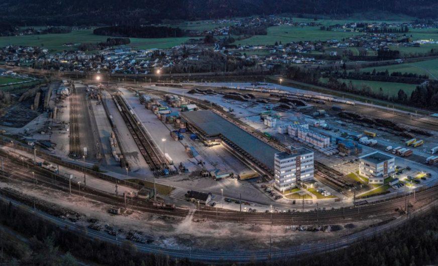 Cargo Terminal Villach wird ein 100 Mio. Euro Projekt