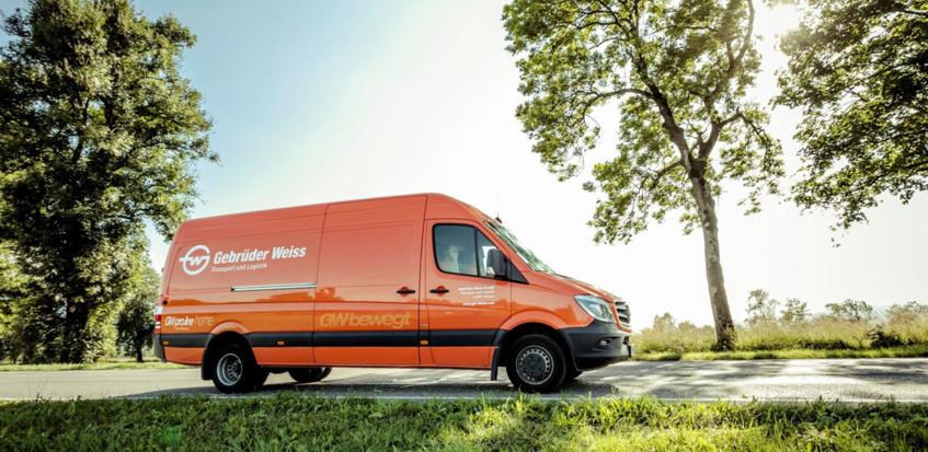Gebrüder Weiss organisiert Home Delivery Service für KTM-Händlerbetriebe