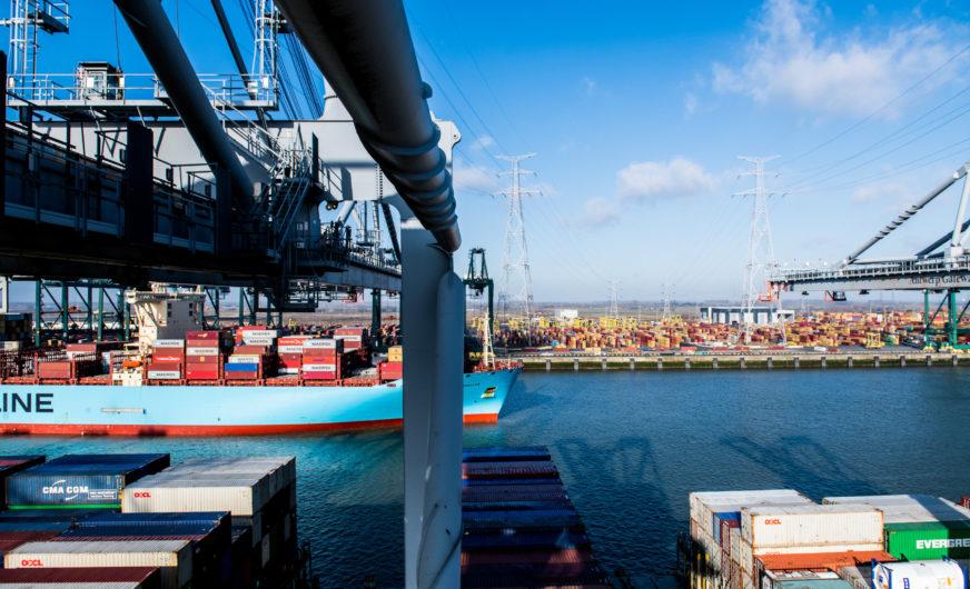 Antwerp Port Authority verlängert Zahlungsfrist für Hafengebühren