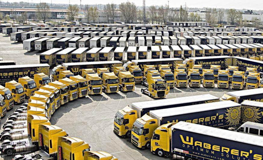 Waberers's International stellt weitere 1.200 Lkw-Züge ab