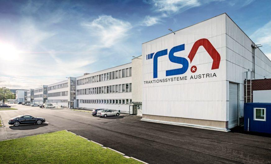 Voith und die PCS Holding vor Übernahme der Traktionssysteme Austria GmbH