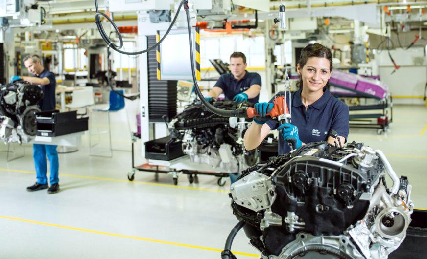 BMW Group Werk Steyr investiert weiter in die Zukunft des Antriebs