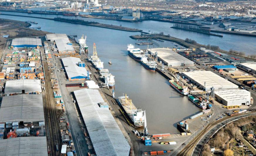 Bremische Häfen: Passables erstes Quartal 2020