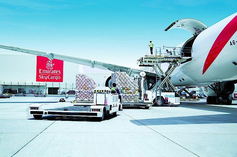 Emirates SkyCargo erleidet 14%igen Umsatzrückgang