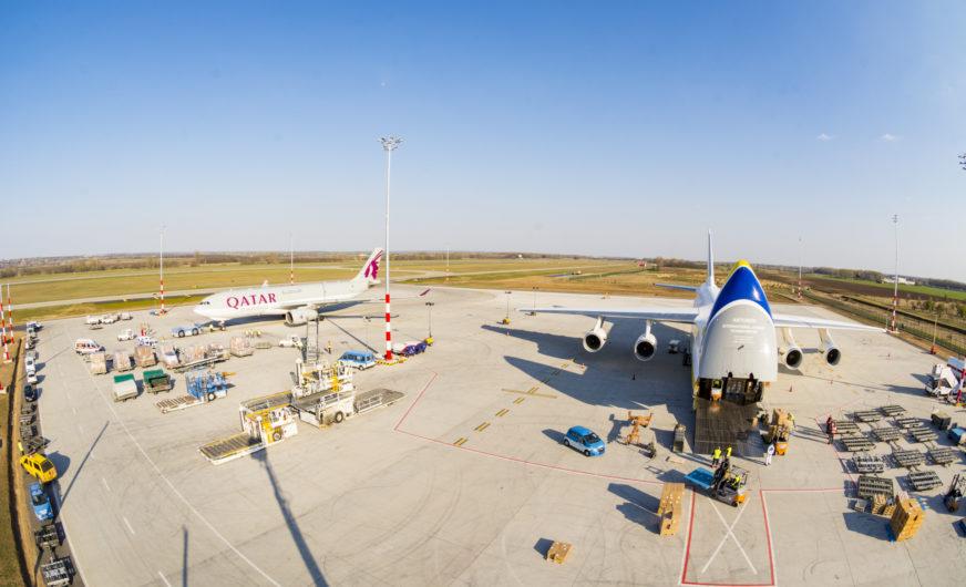 Weitere Aufwertung für die Luftfracht am Flughafen Budapest
