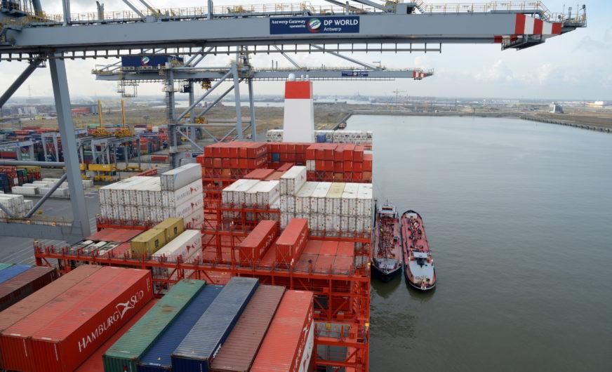 Deutlicher Anstieg der Leercontainertransporte in Richtung China