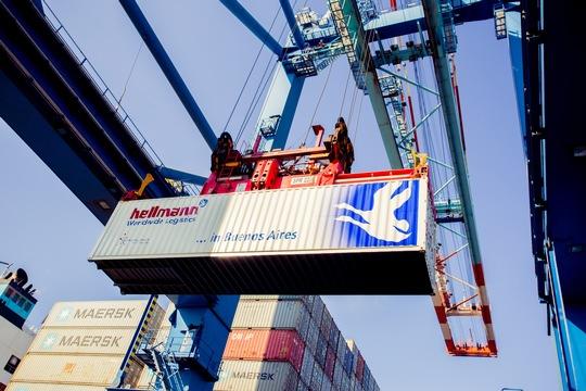 Hellmann Worldwide Logistics wird noch effizienter