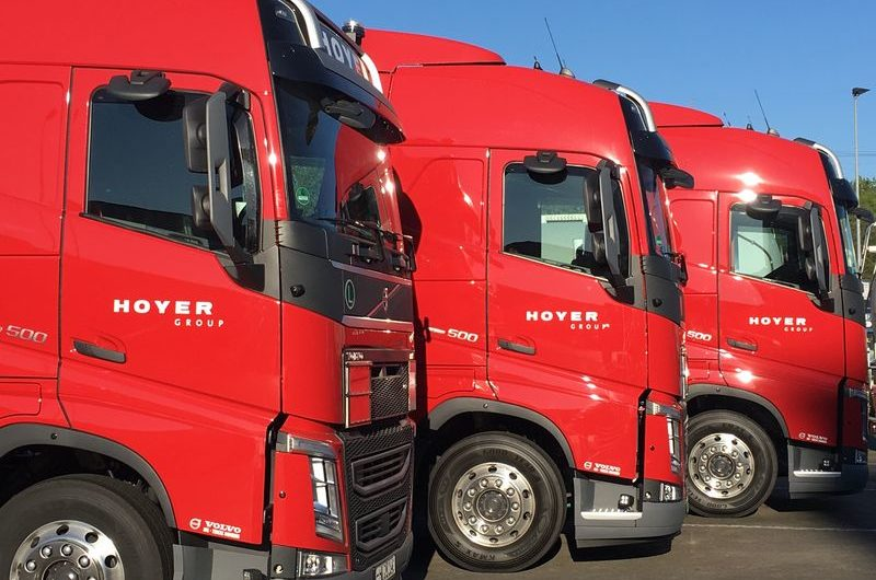 Bulk-Logistiker Hoyer bekommt 500 neue Lkw