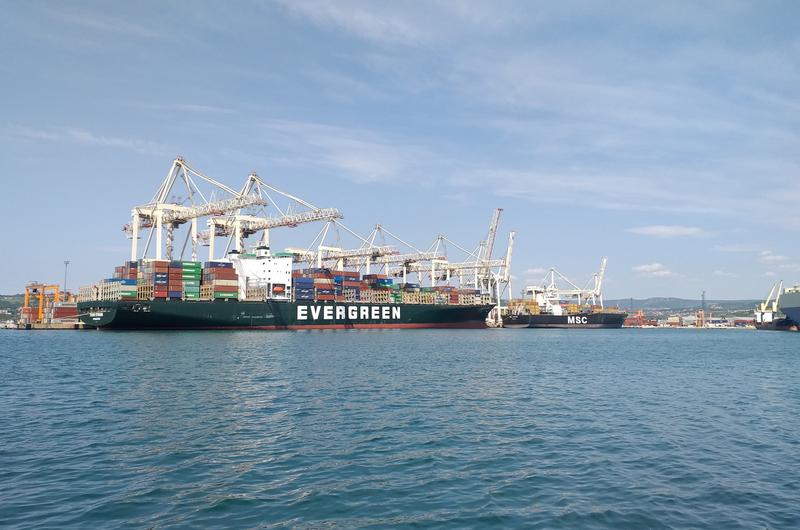 Ocean Alliance mit modifiziertem Direktdienst in die nördliche Adria