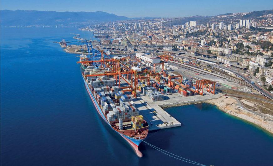 Vorübergehende Senkung der Hafengebühren in Rijeka
