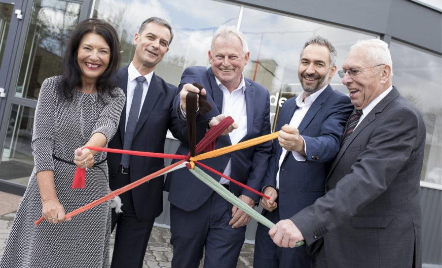 VPZ Verpackungszentrum mit neuem Produktionsstandort in Neudau