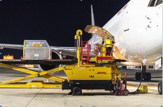 """DHL Global Forwarding; Sehr hohe Taktung auf der """"Neuen Seidenstraße"""""""