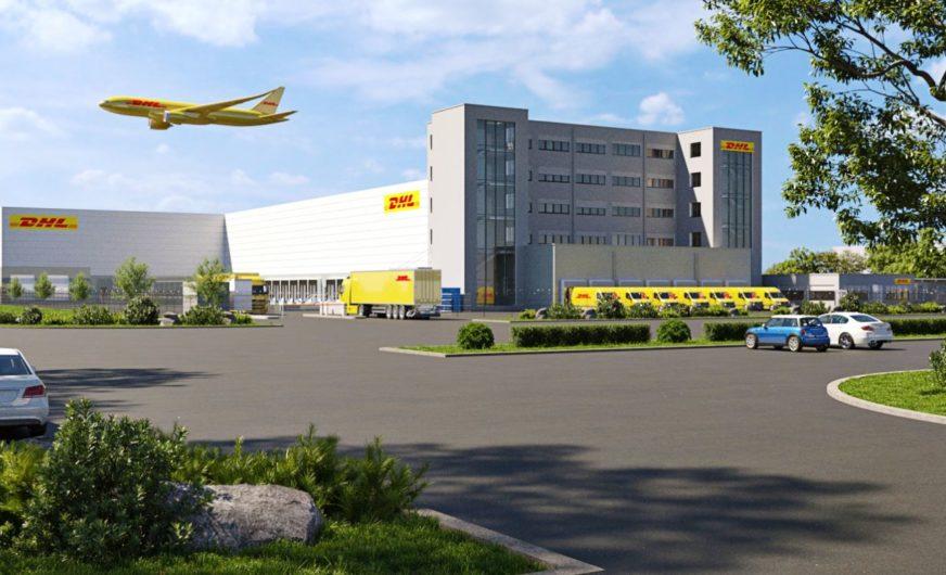 70 Mio. Euro Investment von DHL Express am Flughafen München