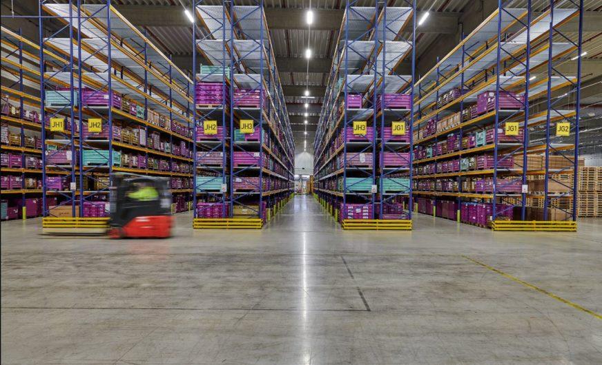 DB Schenker: Globaler Flächencheck für 9 Mio. m² Lagerfläche
