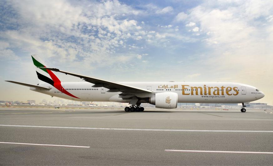 Emirates: Mehr Luftfrachtkapazität durch umgebaute Economy Class