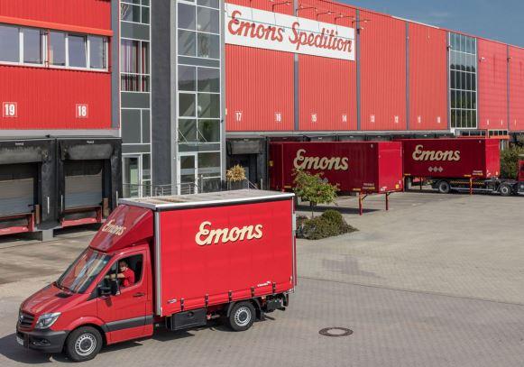 Emons Spedition: Erster  Standort in der Slowakei