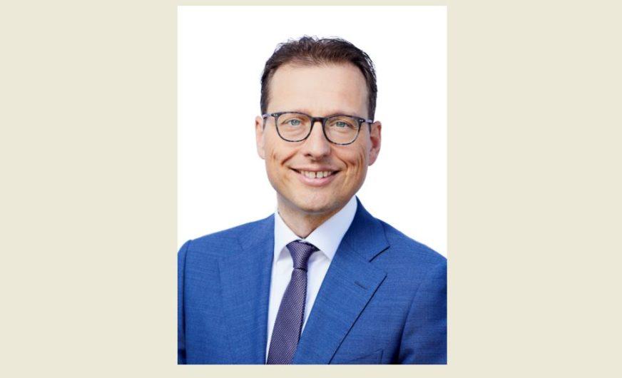 Martin Seidenberg ist neuer CEO der GLS Gruppe