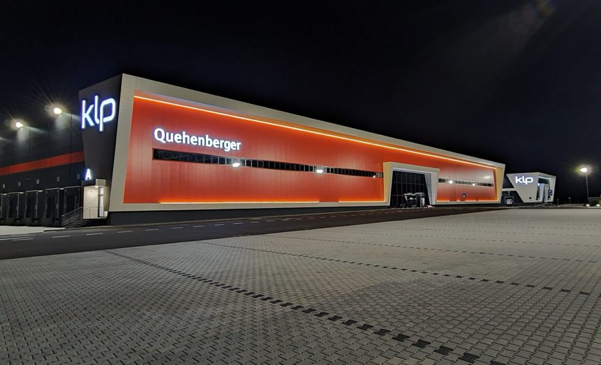 Quehenberger Logistics: Neues Warehouse und noch mehr Service in Serbien