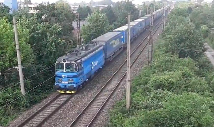 ČD Cargo fährt jetzt mit eigener Lizenz in der Slowakei