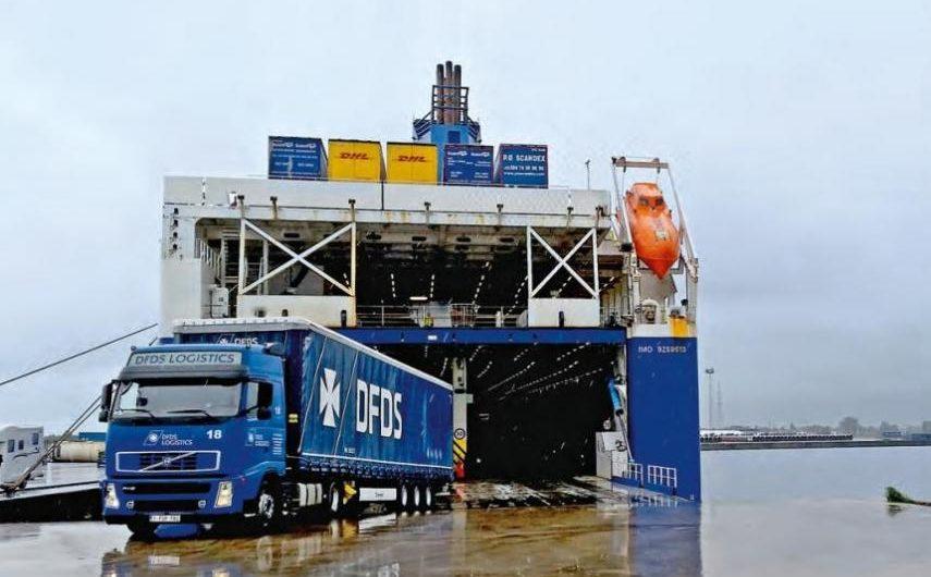 DFDS und primeRail realisieren intermodales Kompetenzzentrum