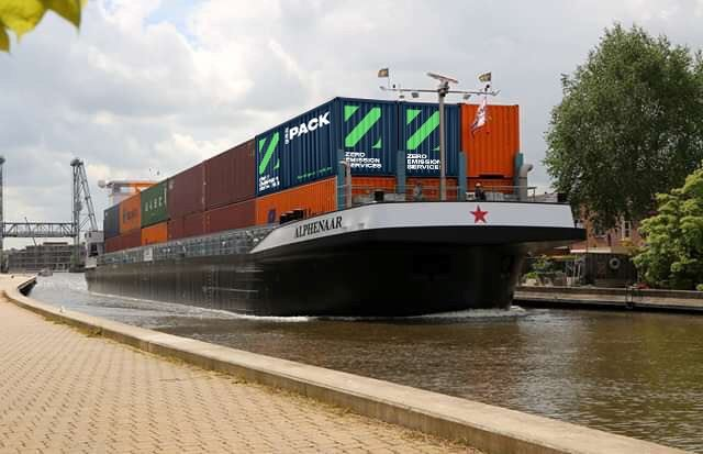 Emissionsfreie Binnenschifffahrt steht in den Startlöchern