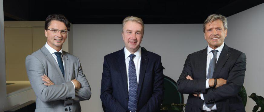 Hödlmayr International stellt Weichen für die Zukunft