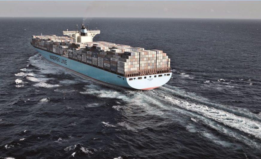 Maersk mit neuer Plattform für digitales Lieferkettenmanagement