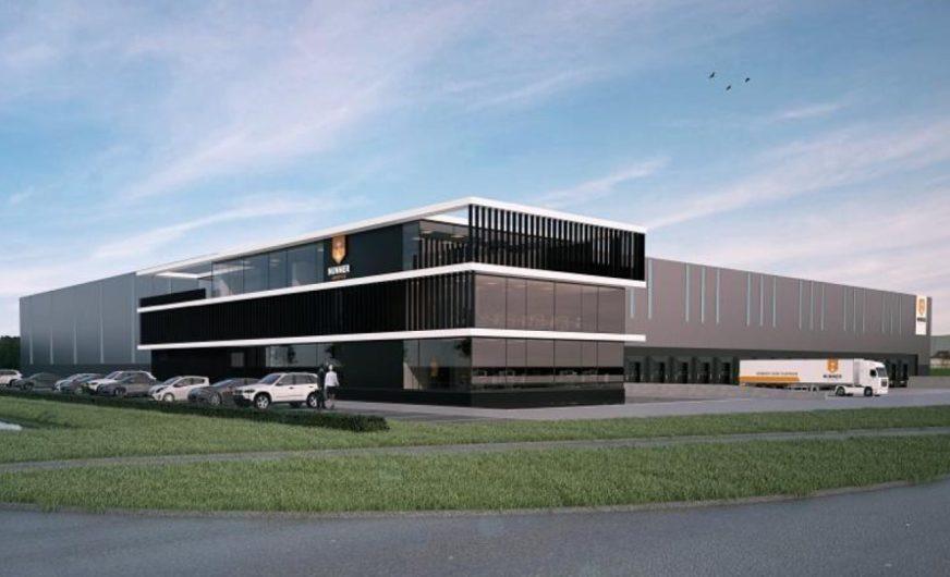 Nunner Logistics übersiedelt an neuen Standort