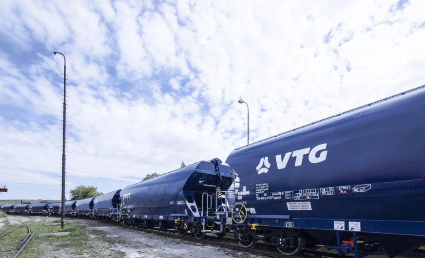 VTG Polen: Bahnlogistik unter einem Namen