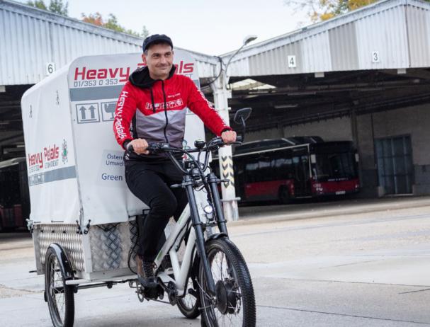 Förderoffensive für E-Bikes und Transporträder in Österreich