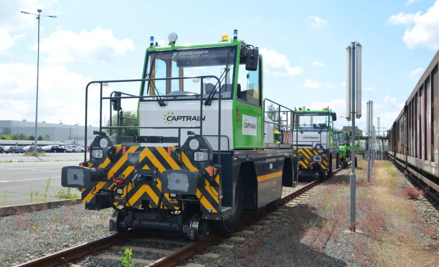 RBB übernimmt Werksbahnverkehr für VW-Werk in Zwickau