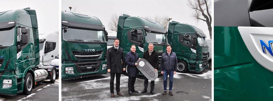 Duvenbeck Logistics: Per LNG-Lkw von Antwerpen bis nach St. Valentin