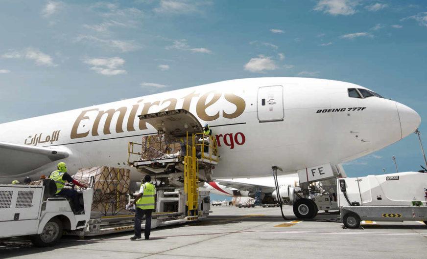 Emirates SkyCargo erweitert Frachternetz auf 100 Destinationen