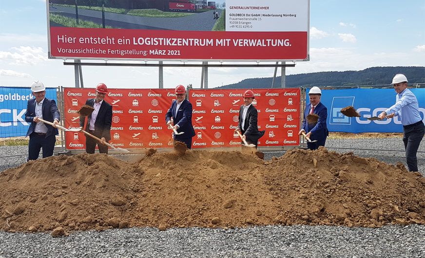 Emons investiert 16 Mio. Euro in neues Logistik-Flaggschiff in Oberfranken