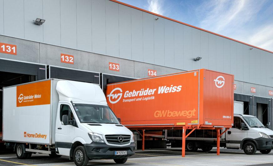 Home Delivery-Geschäft von Gebrüder Weiss wächst um satte 40 Prozent